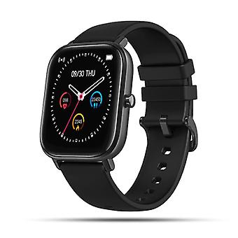 Lige 2020 Smartwatch Smartband Smartphone Fitness Sport Activity Tracker Watch IPS iOS Android iPhone Samsung Huawei Black