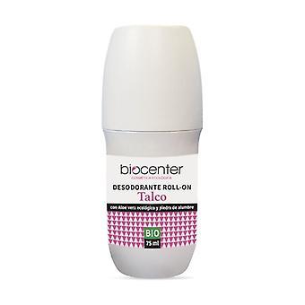 Bio Roll-On Deodorant Bio Talc 75 ml