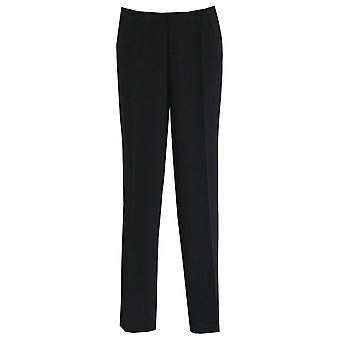 DORIS STREICH Doris Streich Black Trouser 862720