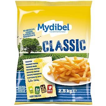 Mydibel Frozen Classic Potato Fries