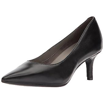 Aerosoles Womens DRAMA CLUB Leather Pointed Toe Classic Pumps