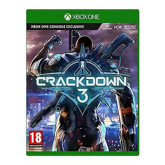 Crackdown 3 XBOX One-spill