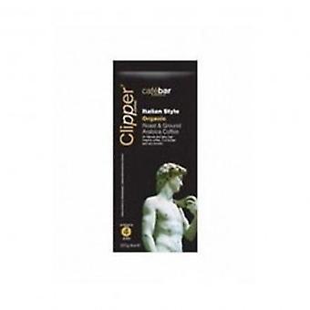 Clipper - organiczne we włoskim stylu kawy 227g