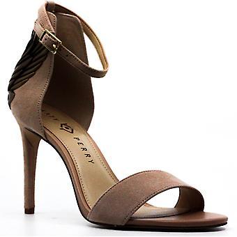 Katy Perry | A bomba de correia de tornozelo de camurça Alexann