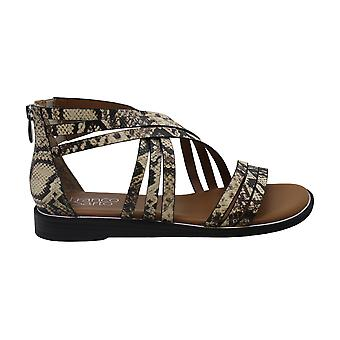 Franco Sarto Womens Gaetana Open Toe Casual Gladiator Sandals