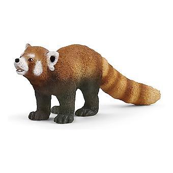 Schleich Red Panda Wild Life (14833) - Kinder Spielzeug