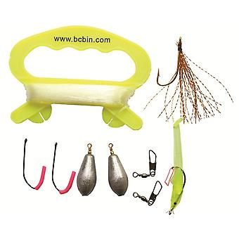 BCB Survival Fishing Kit - BCB Adventure Survival Fishing Kit