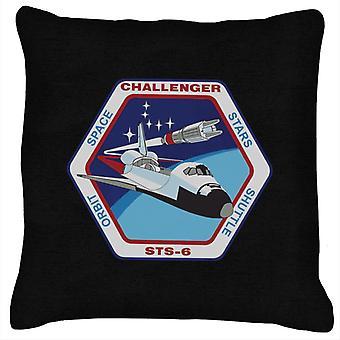 NASA STS 6 Avaruussukkula Challenger Mission Patch Tyyny