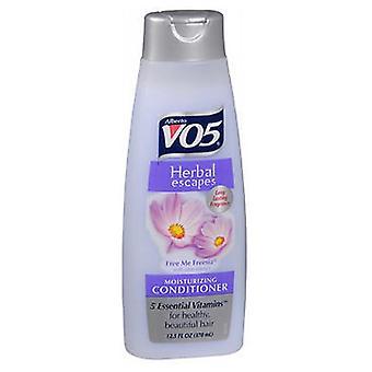 Vo5 Herbal Escapes Conditioner, 12.5 Oz, Free Me Freesia