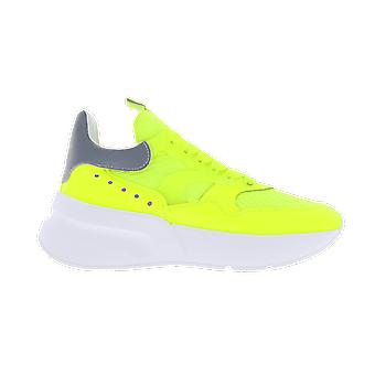 Alexander McQueen Neoprene fluo juoksija Keltainen 611700w4ly37260 kenkä
