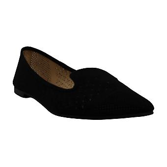 Xoxo Women's Shoes Vance Suede Pointed Toe Loafers
