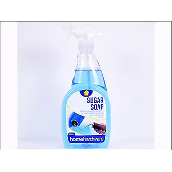 Home Label Liquid Sugar Soap 500ml