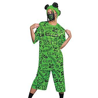 Girl's Billie Eilish Classic Junior Costume
