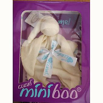 Mini Boo Creameee Cuski Cozy Blankie Doudou Comforter
