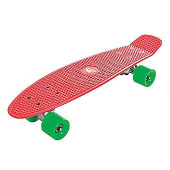 Trespass Concretebeat Retro Skateboard