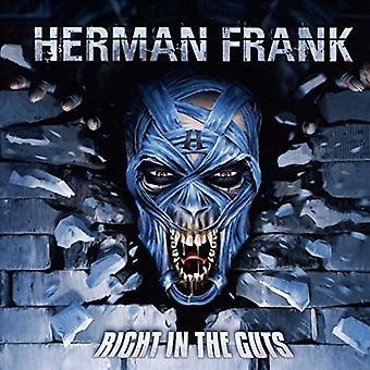Herman Frank - omassa rohkeutta [CD] USA-tuonti