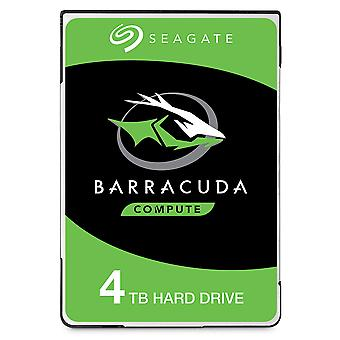 Seagate barracuda 4 tb 2.5 inch internal hard drive (15 mm form factor, 128 mb cache sata 6 gb/s up