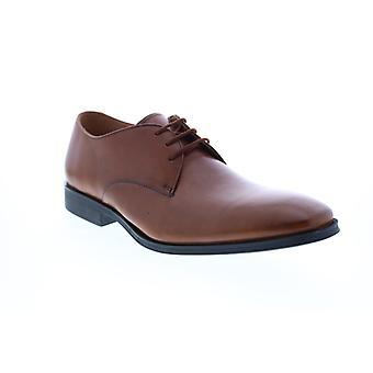 Clarks Gilman Walk Herren Braun Oxfords & Schnürsenkel Plain Toe Schuhe
