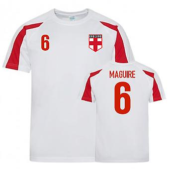 England Sports Training Jersey (Maguire 6)