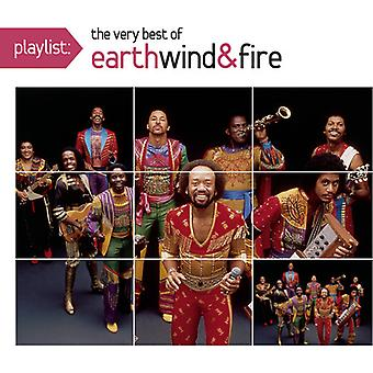Earth Wind & Fire - Playlist: Very Best of [CD] USA import