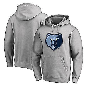 Vancouver Grizzlies Loose Pullover Hoodie Sweatshirt WY196