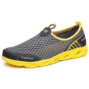 Férfi alkalmi cipő cipők divat könnyű lélegző nyári szandál