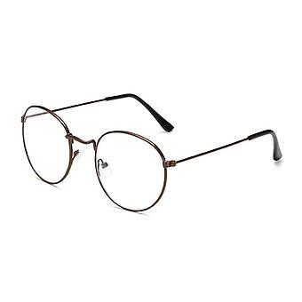 Metal Reading Clear Lens Presbyopic Glasses Optical, Spectacle Eyewear