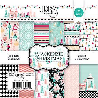 LDRS Creative MacKenzie 6x6 Inch Paper Pack