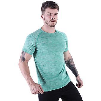 Män's Fitness Sport Topp H22