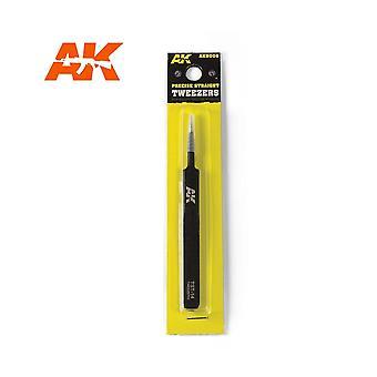 AK Interactive AK9008 Nauwkeurige rechte pincet