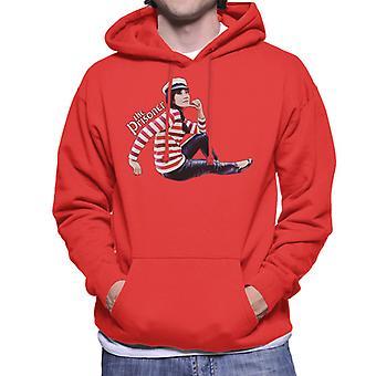 The Prisoner Number 16 Men's Hooded Sweatshirt