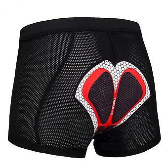 Cyclisme Sous-vêtements Mise à niveau 5d Shorts de cyclisme rembourrés