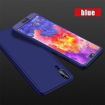 360 Täysi kansi Samsung Galaxy A6 A7 A8 A9 J4 J6 J8 Huomautus 5 8 9 10 S6 S7 S8