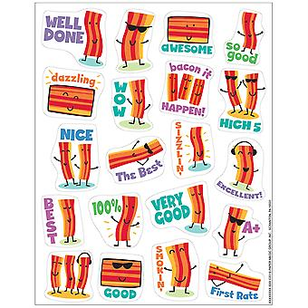 Bacon Stickers - Scented