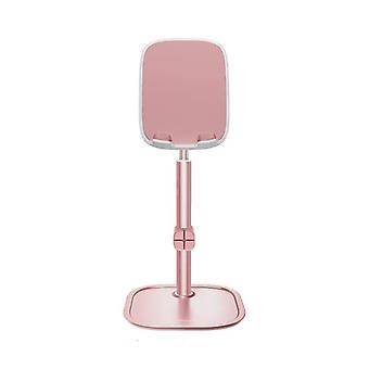 Adjustable Aluminium Desk Desktop Mobile Phone Holder For Iphone/samsung Tablet