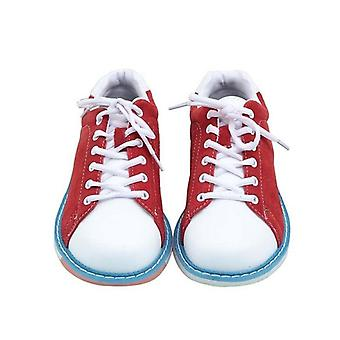 Bowling Shoess, Breathable Skidproof Sole Sneaker, Outdoor Sports Training