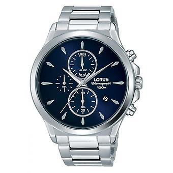 Titta på Lorus RM397EX9 - klocka classic stål mannen