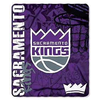Sacramento Kings NBA Northwest Fleece Throw