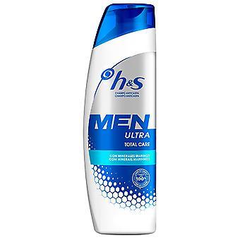 H&S Men Ultra Total Care Shampoo 300 ml