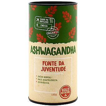 Gold Nutrition Ashwagrandha Poudre 125 gr