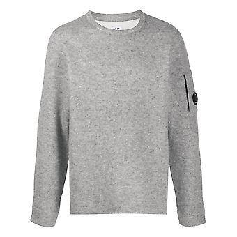 Suéter de logotipo lambswool