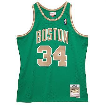 Swingman Paul Pierce Boston Celtics 2007-08 Mesh Jersey