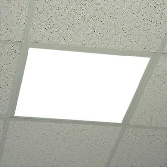 5x 36w Led Ceiling Panel Flat Tile Panel Pure White Super Bright 600 X 600 Mm