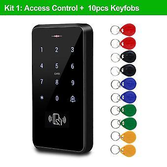 Ip68 Waterproof Door Access Control System Kit  (rfid Keypad With Key)