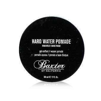 Hard water pomade (stevige hold / shine finish) 135835 60ml/2oz