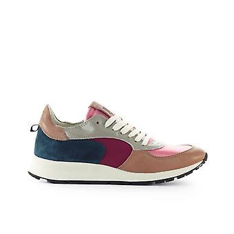 Philippe Modelo Montecarlo Mondial Pop Pink Blue Sneaker