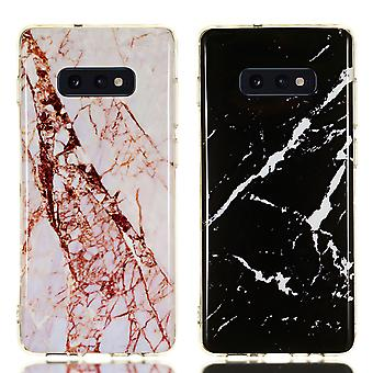 Samsung Galaxy S10e - Shell / Protection / Marble