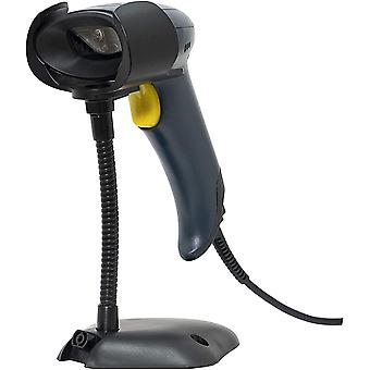 QR Barcode-Scanner mit Freisprechfunktion Automatische automatische Sendevogel Handheld