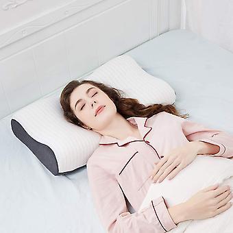 FengChun Memory Foam Kissen Nackenstützkissen Orthopädisches Kissen Schlafkissen für Erwachsene