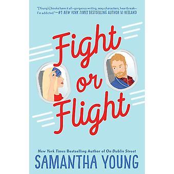 Kamp eller flykt av Samantha Young